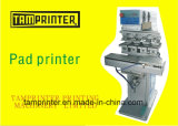 셔틀 (TM-S4)를 가진 기계를 인쇄하는 4 색깔 패드