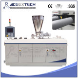 160mm PVC二重管の生産ライン