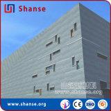Panneaux de revêtement minces de mur en pierre de Chaleur-Isolation antifissurante facile de transport