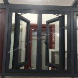 Ventana de aluminio del oscilación caliente de la venta con precio competitivo