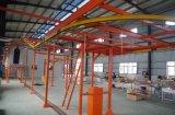 Línea de capa automática de la pintura de la alta capacidad para los productos de metal