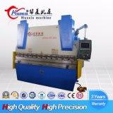 Машина тормоза давления CNC высокой точности Wc67k 40t/2500 с регулятором E21
