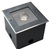 6W LEDの地下ライト、床-取付けられた照明、LEDのデッキライト
