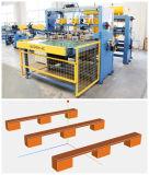 Automatischer Tragbalken-hölzerner Ladeplatten-Produktionszweig