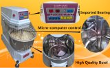 Double Motor / Double Speed / Heavy Duty 200L (75KG) Mistura de farinha / espiral / massa