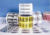 CE의 증명서를 주는 기계를 인쇄하는 접착성 라벨
