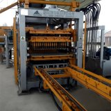 Machine automatique de bloc de Qunfeng Qft10-15/de fabrication de brique