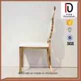 대중적인 8개의 모양 유일한 스테인리스 의자