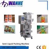 Automatische Kokosnuss-Erdnuss-Öl-Shampoo-halb flüssige Verpackungsmaschine