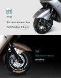 motocicleta elétrica poderosa da bicicleta de 72V20ah 800W Escooter/