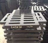 Le drain malléable de fer de fer de moulage de route d'En124 A15 couvre et râpe