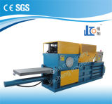 Máquina semiautomática da prensa de empacotamento do cartão Hbe100-7070