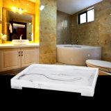 мраморный акриловый устроитель ванной комнаты 7PCS для поставкы гостиницы