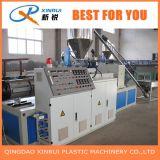 PE 목제 플라스틱 마루 도와 압출기 생산 라인