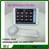 4D sem fio Probe/Wireless Probe Ultrasound Scanner