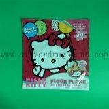 Hallo Dichtungs-Geschenk-Verpackungs-Beutel der Miezekatze-3side für Puzzlen