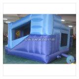 Castelo Bouncy combinado inflável do tema popular do golfinho do estilo