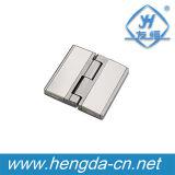 Dobradiça de porta elétrica do painel da liga do zinco (YH9366)