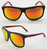 Óculos de sol Sunwear da forma do acetato do projeto do OEM (FRS1210)