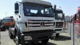 Caminhões do trator do reboque da roda de Beiben 6X4 10