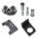 Montaggio forgiato idraulico del acciaio al carbonio (1JO) /Steel che forgia parte