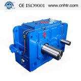 H 시리즈 나선형 평행한 샤프트 광업 공 선반 기계를 위한 높은 토크 변속기
