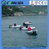 Corsa della barca gonfiabile