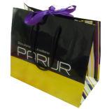 쇼핑 주문 인쇄 및 밧줄 손잡이 호화스러운 선물 종이 봉지
