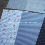 El diseño único A5 Álbum de recortes de papel con dibujos y litografías paquete de papel