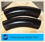Curvatura do retorno curvatura de aço do encaixe de tubulação da soldadura de extremidade do cotovelo de 180 graus