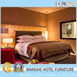 Muebles de lujo modernos del dormitorio del hotel de cinco estrellas