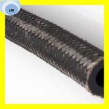 La materia textil superior de la trenza del alambre de la calidad cubrió el manguito SAE 100 R5