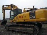 Escavatore utilizzato giapponese KOMATSU PC400-7 di prezzi molto poco costosi per la vendita impaccante