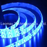 Tiras azuis da luz do diodo emissor de luz de DC12V 5630SMD IP65 com CE de RoHS