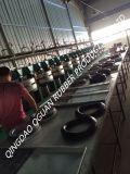 Chambre à air de caoutchouc butylique de moto de qualité de 410-18
