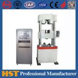 machine de test universelle hydraulique de 1500kn 150ton