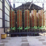 Минеральный кром стеклоткани спиральн парашюта силы тяжести минируя спиральн парашют