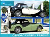 Подъем стоянкы автомобилей подъема автомобиля столба 4 Ce высокого качества гидровлический