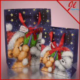 Natal Urs Euro Tote Natal Gift Paper Bags