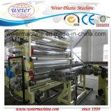 PVC 지면 가죽 생산 라인
