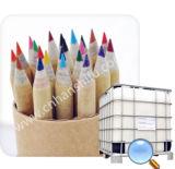 Colle blanche à base d'eau pour faire le crayon