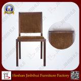 アルミニウムファブリックは装飾した食堂の宴会の椅子(BH-FM3018)を