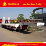3 essieux 40FT Utility Cargo Container Sidewall Semi-remorque Remorque
