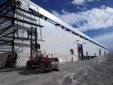 Almacén caliente de la estructura de acero de la azotea de la cuesta del palmo grande del precio competitivo de la promoción