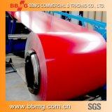 Marmorentwurf PPGI verwendet Buliding im materiellen vorgestrichenen kaltgewalzten Stahlring PPGI