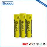 Paquetes recargables de la batería de litio del precio de fábrica 18650 para la Mod del rectángulo