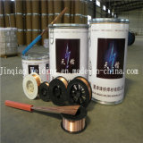 Trommel Packing Welding Wire 1.0mm/Copper Coated CO2 Weld Wire Aws Er70s-6
