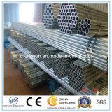 Tubulação de aço galvanizada média de MERGULHO quente para a estrutura