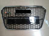 "Хромированная передняя Авто решетка для автомобиля Audi RS5 2013 """