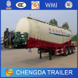 3 reboque do petroleiro do volume do cimento dos eixos 35ton